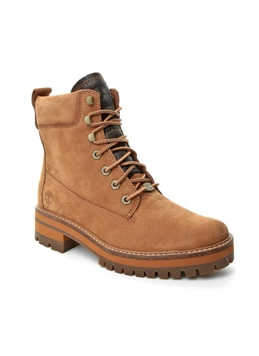 Timberland Courmayeur Valley Yboot Kahve